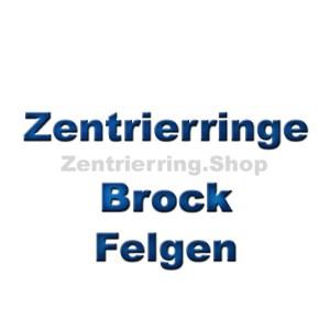 Zentrierring für Brock Felgen