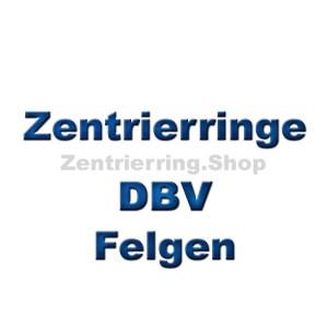 Zentrierring für DBV Felgen