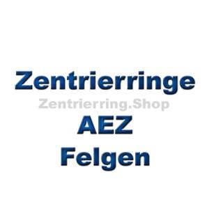 Zentrierring für AEZ Felgen