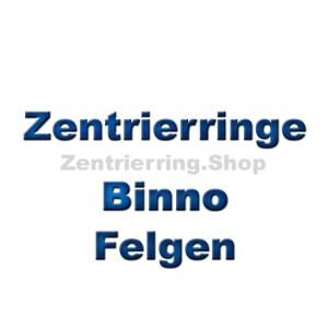 Zentrierring für Binno Felgen