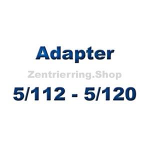 Adapterscheiben 5/112 - 5/120