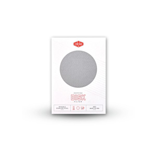 button to buy Aeropress & Bruer Stainless Steel Filter