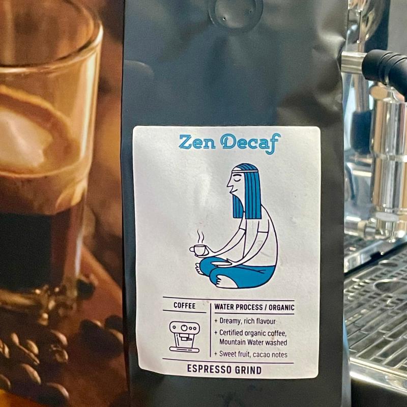 Zen Decaf