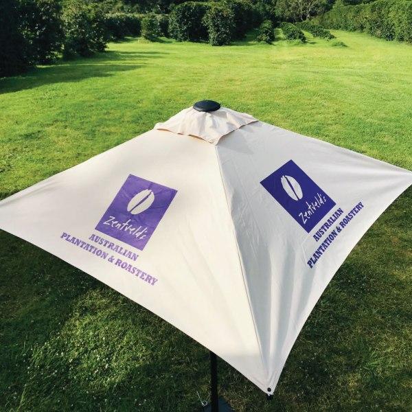 button to buy Cafe Umbrella