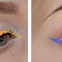 Jak na jednotlivé typy očních linek