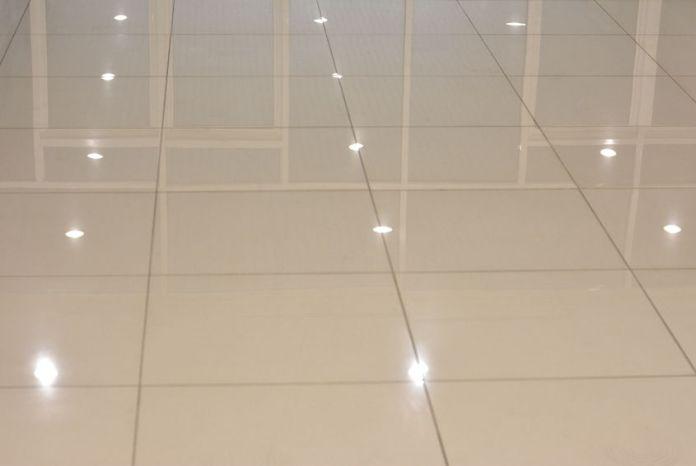52849915 - tiled floor background - clean