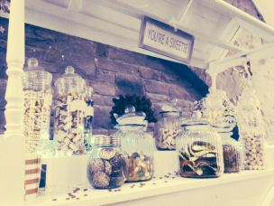 Candy Cart - Vintage - You're a sweetie