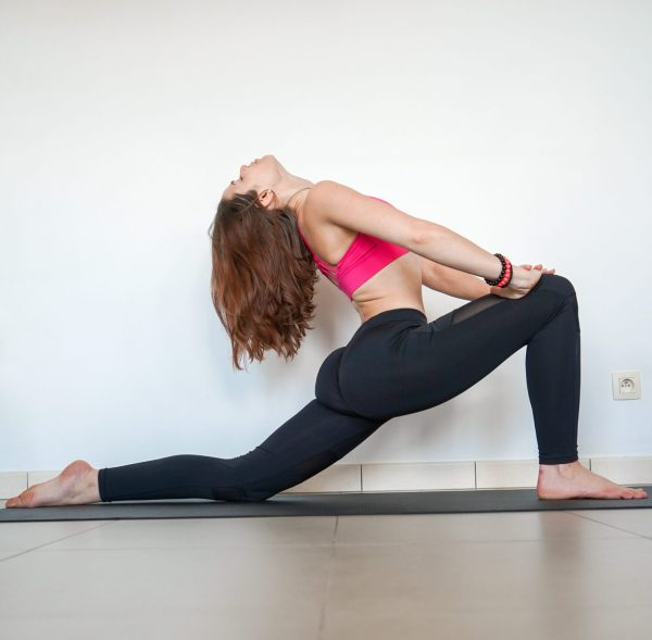 Low Lunge - Vinyasa Yoga for Beginners