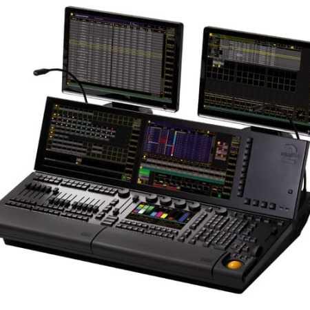 Lighting Consoles & Control