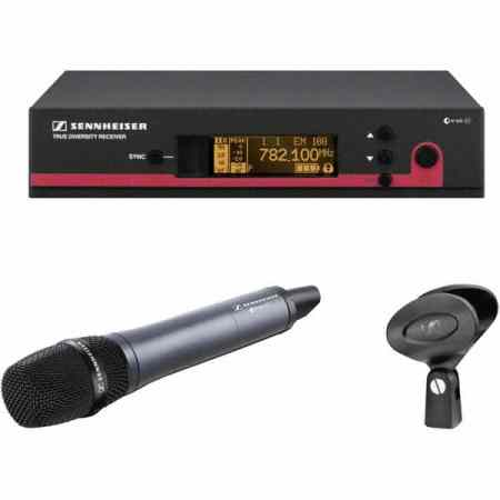 Sennheiser Wireless Microphones