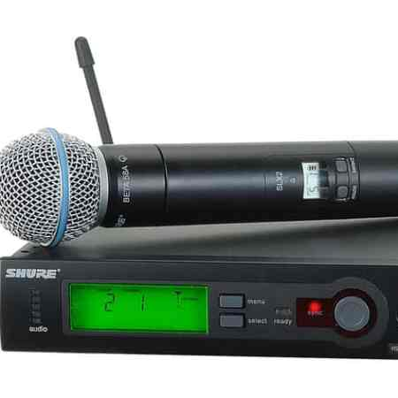 Shure Wireless Microphones