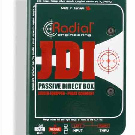 Pro DI Boxes