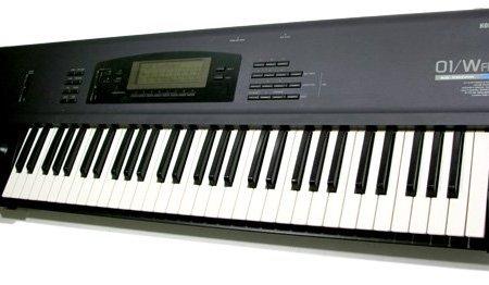 korg-01w