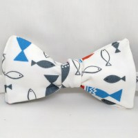 Fish Bow Tie - Tie Photo and Image Reagan21.Org