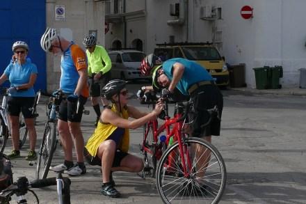GPS on Bike Tours Puglia