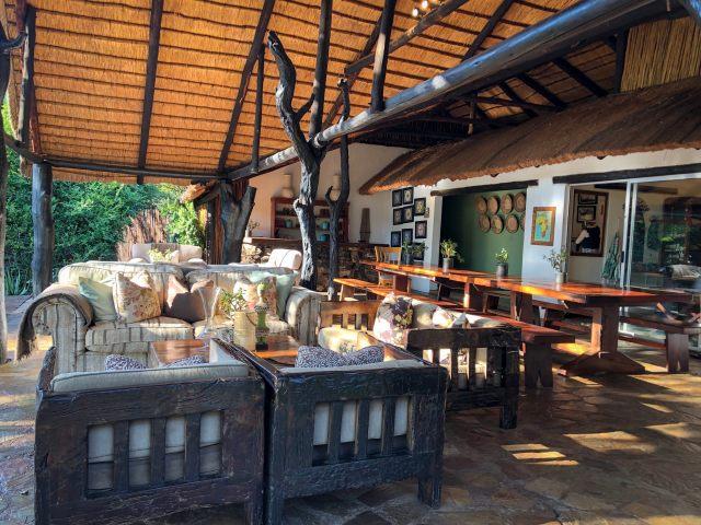 South Africa Safari Thornybush Camping