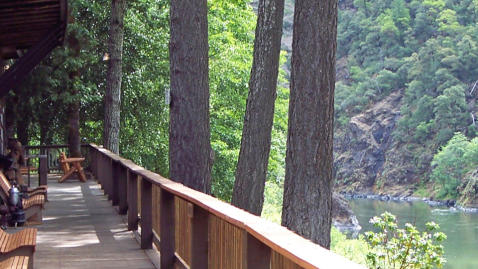 Oregon Rogue River Hiking