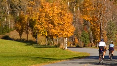 Vermont Biking Adventure