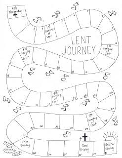 """Search Results for """"40 Day Calendar Lenten Printable"""