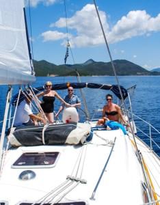 Sailing holidays greece also day charters zephyr school  rh zephyrsailing