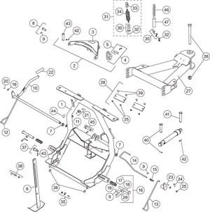 Fisher Snow Plow Headgear XLS