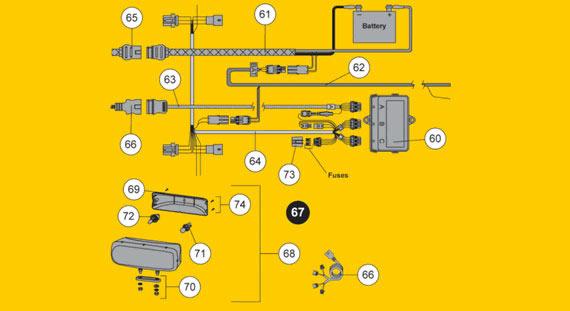 fisher plow wiring diagram minute mount 1 opel corsa d 2-wire fleet flex