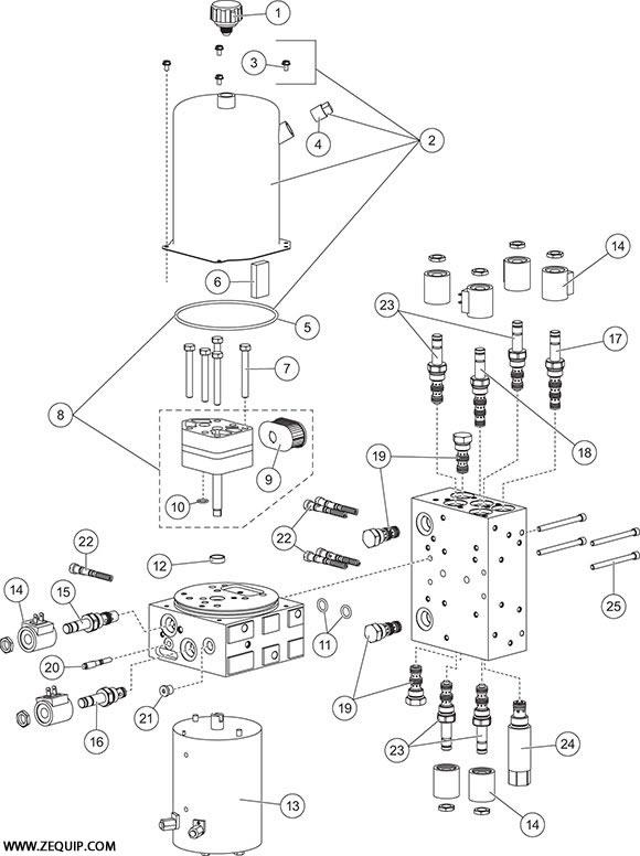 Fisher Hydraulic XLS