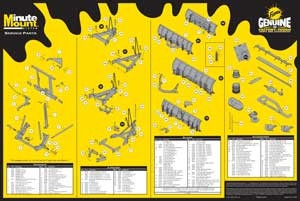 Fisher Snow Plow Reference Diagrams | Zequip Truck Parts Store