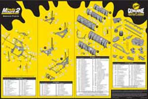Fisher Snow Plow Reference Diagrams | Zequip Truck Parts Store