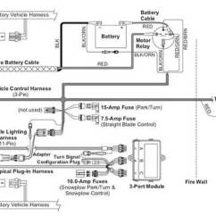 Meyers Plow Light Wiring Diagram For A Pioneer Car Radio 29070 1 Fisher Western Module 3 Port