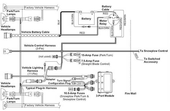 manual for fisher plow wiring  wire center •