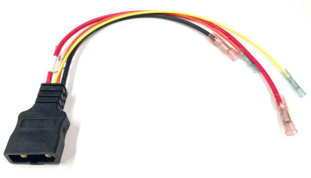 medium resolution of spreader harness end kit 3 or 4 pin 63693 63693 harness