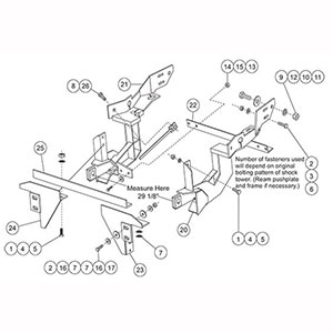 fisher minute mount wiring diagram parts of the eye kit minutemount ford f250-f350sd