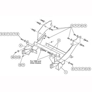 FISHER MOUNT KIT MINUTEMOUNT GM K10-35/SUB/BLZ