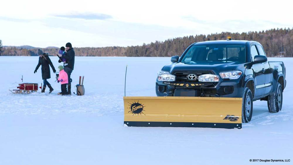 medium resolution of fisher hs series snow plow