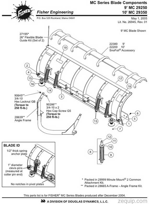 Fisher Snow Plow Wiring Diagram Fisher Snow Plow Heater