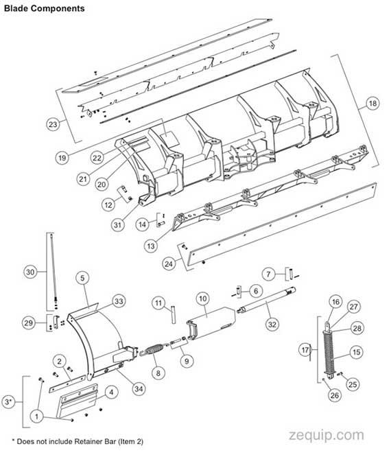 Sam Plow Controller Wiring Diagram