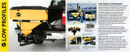 small resolution of fisher low profile tailgate salt spreader information