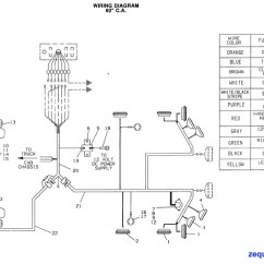 Light Bar Wiring Diagram Without Relay Hotpoint Tumble Dryer 7552000001 Jerr-dan Harness - Hpl Chassis L
