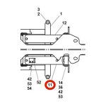 Jerr-Dan Hydraulic Cylinder