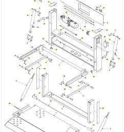 me2 service body liftgate parts diagram [ 800 x 1119 Pixel ]