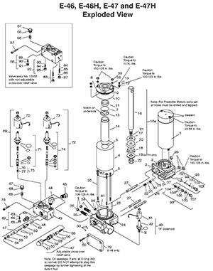 Meyer E 47 Wiring Diagram For Hydraulic Pump, Meyer, Free
