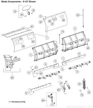Western Plow Parts Diagram  Wiring Library • Masticco