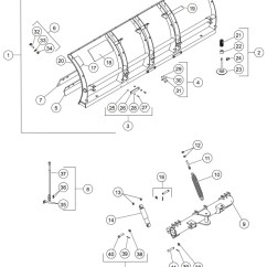 Western Snow Plow Parts Diagram Condor Mdr2 Pressure Switch Wiring Pro Plus Blade Zequip