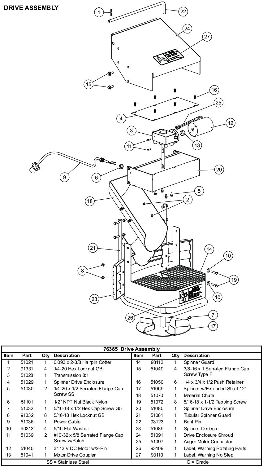 hight resolution of western tornado utv driver parts diagram