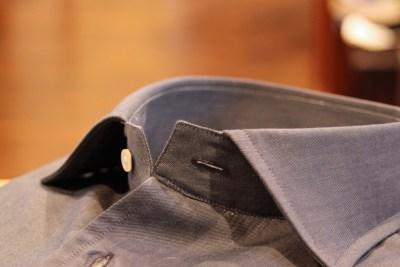 オリジナルシャツ 衿