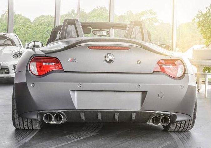 Carlex BMW Z4 M Photo 2 14568
