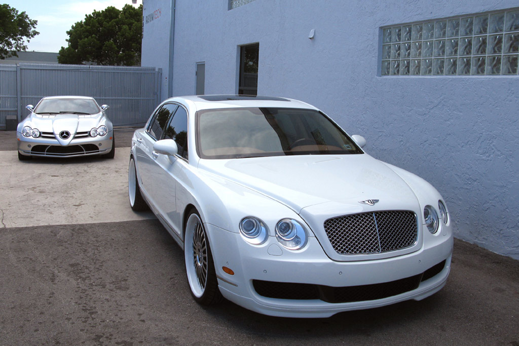 Bentley Flying Spur Mansory Edition