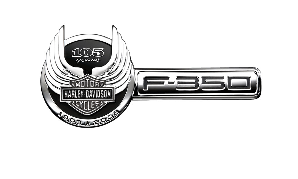 2008 FORD Harley Davidson Super Duty Photo 2 1200