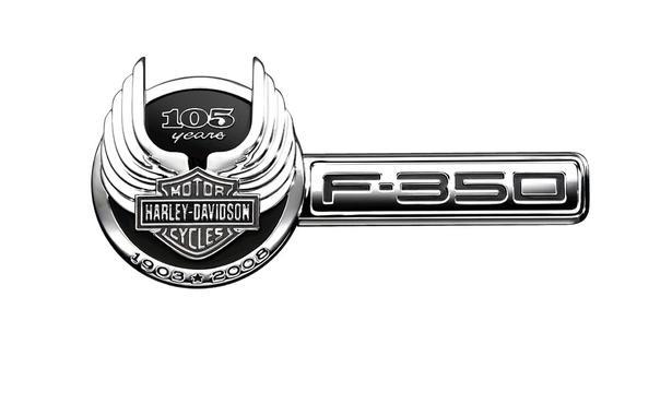 2008 FORD Harley Davidson F Series Super Duty